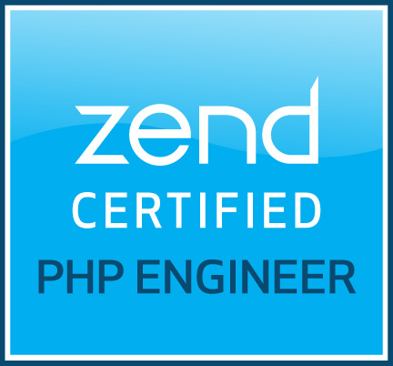 Zend Certified PHP Engineer | Dave Herbert